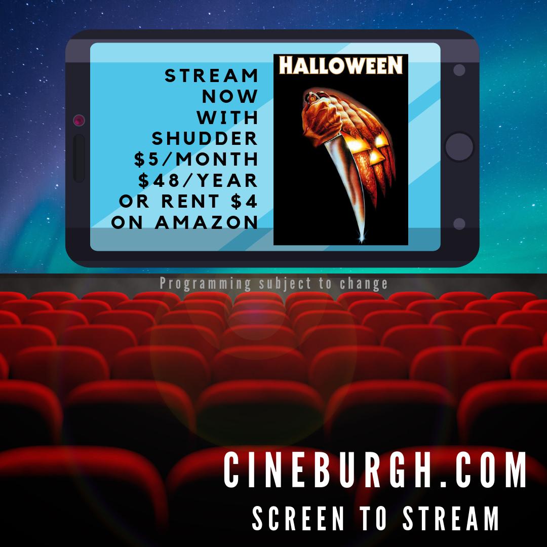 stream halloween